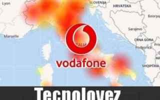 Telefonia: vodafone down