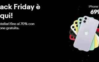 ebay  black friday  offerte  iphone 11