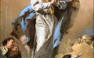 Religione: preghiera  immacolata  vergine maria