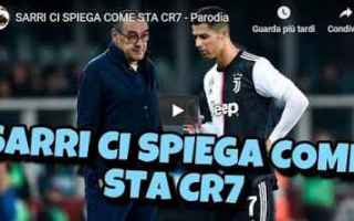 sarrri cr7 gli autogol calcio video