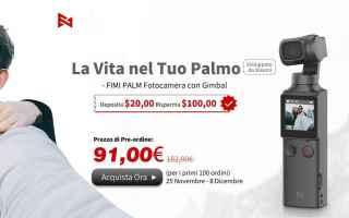 Tecnologie: xiaomi fimi palm  dji osmo pocket  promo