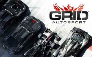 Mobile games: android videogiochi grid auto corse game