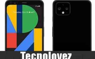 Telefonia: google pixel 4  manuale google pixel 4