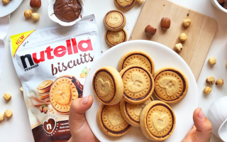 nutella biscuits  nutella  ferrero