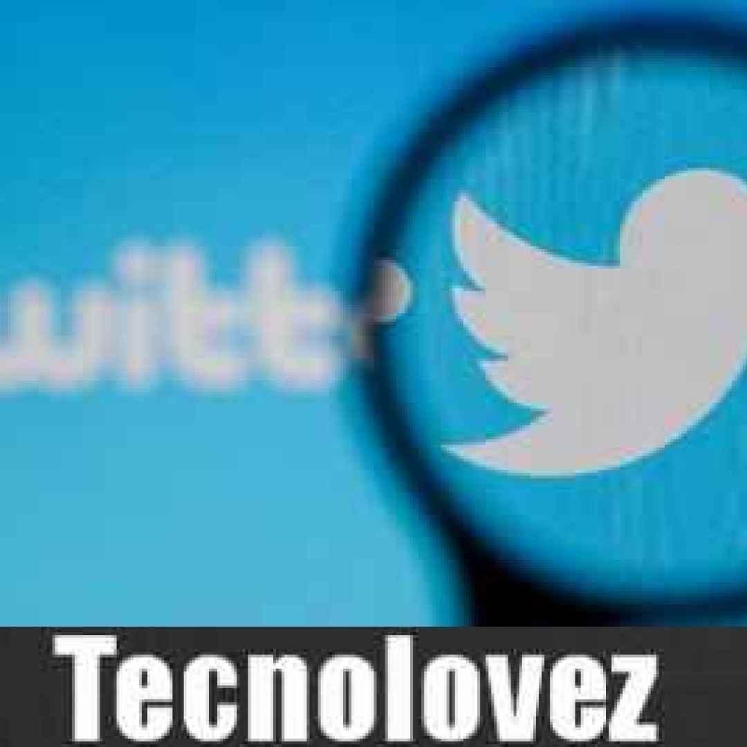twitter  account inattivi