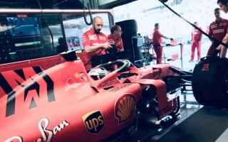 Formula 1: formula 1  ferrari  abu dhabi  leclerc