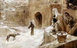 Cultura: gubbio  lupo  miracolo  san francesco
