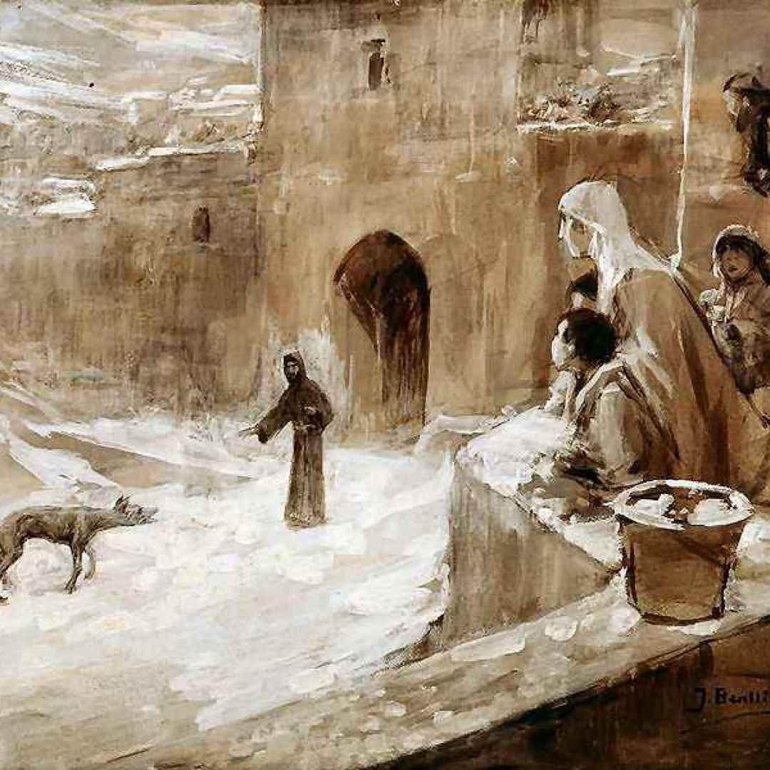 gubbio  lupo  miracolo  san francesco