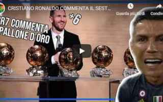 Calcio: ronaldo cr7 juventus juve video