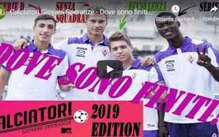 Calcio: calcio serie tv video mtv fiorentina