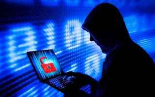 Sicurezza: security  hacker
