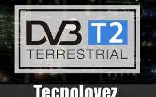 Televisione: dvb t2 digitale terrestre 2020
