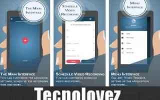 App: ivideoregistratore app video