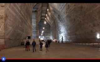 Scienze: sottosuolo  miniere  saline  romania