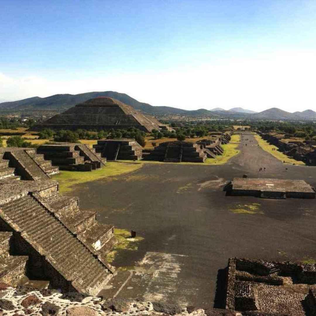 quetzalcòatl  teotihuacàn  messico