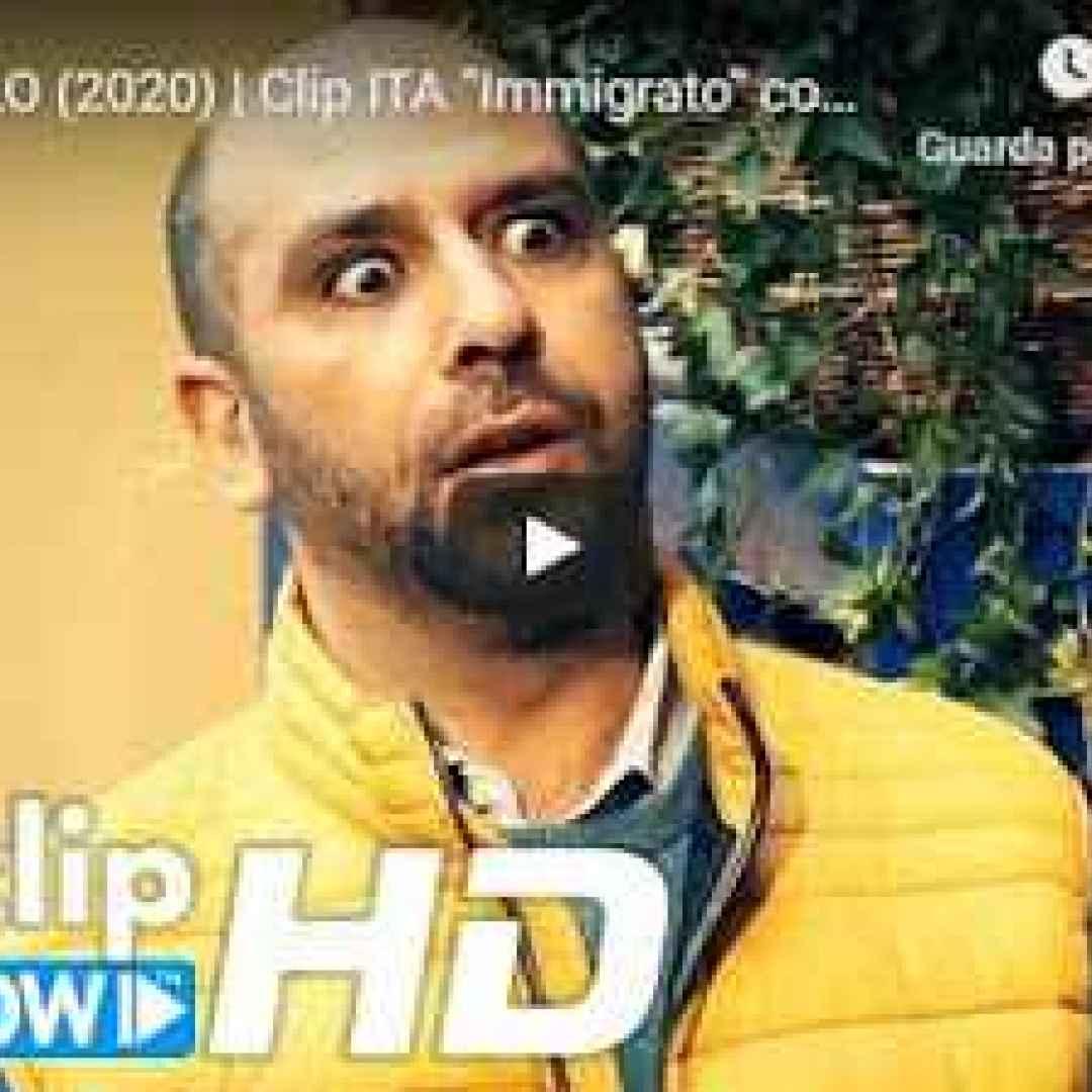 film clip checco zalone video cinema