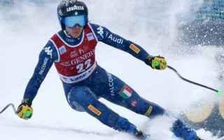 Sport Invernali: SCI ALPINO: FEUZ E SCHMIDHOFER VINCONO LE DISCESE DI BEAVER CREEK-LAKE LOUISE MARSAGLIA 3
