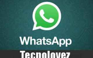 whatsapp bottone whatsapp pericolo