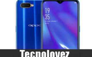 Telefonia: oppo rx17 neo manuale oppo rx17 neo