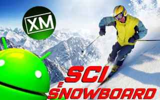Android: android sci neve snowboard apps sport