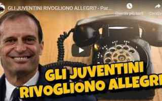 juve gli autogol allegri video parodia