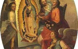 Religione: apparizione  maria  guadalupe  vergine