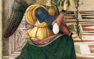 Arte: bernardino di betto  pinturicchio  arte