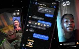 App: messenger  star wars
