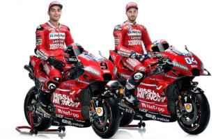 MotoGP: DOVIZIOSO E DUCATI PASSO INDIETRO RISPETTO AL 2018