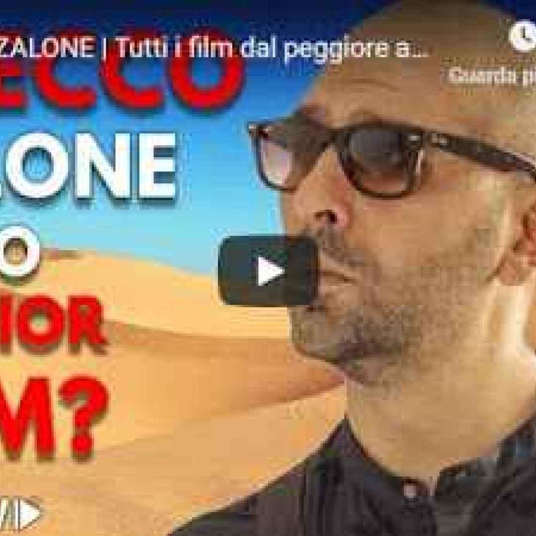 film checco zalone video cinema