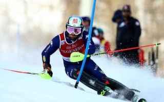 Lo slalom di Val dIserè dopo il rinvio di ventiquattro ore, ha visto a sorpresa Pinturault che non