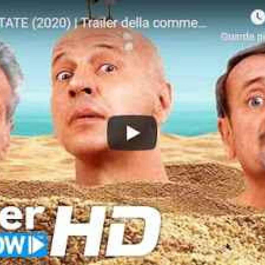 commedia film cinema trailer video