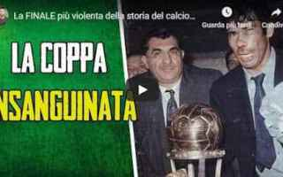 Calcio: storia milan calcio sport video