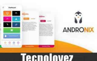 App: andronix andronix app linux root
