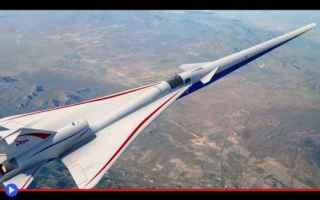dal Mondo: aerei  prototipi  aviazione  nasa  skunk