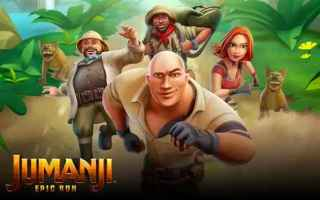 Mobile games: jumanji android iphone videogame blog