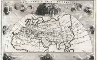 Scienze: geografo  strabone  christoph cellarius