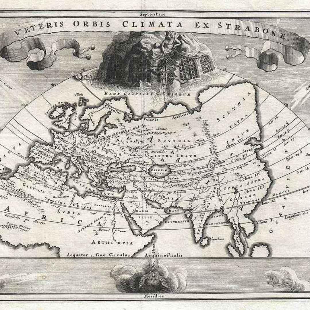 geografo  strabone  christoph cellarius