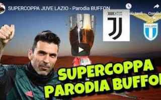 Calcio: juve buffon gli autogol video calcio