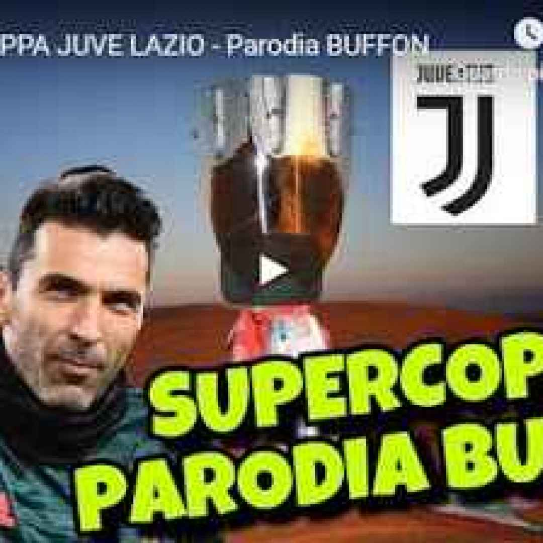 juve buffon gli autogol video calcio