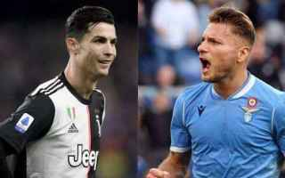 Serie A: juventus  lazio  supercoppa  ufficiali