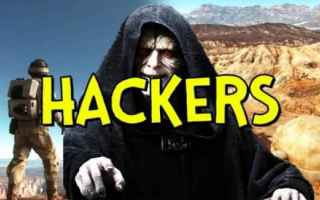 Sicurezza: virus  hacker