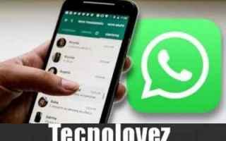 whatsapp consumo limitato