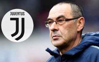 Serie A: juventus  sarri
