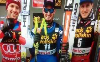 Nella prima discesa libera di Bormio Dominik Paris conquista la prima vittoria stagionale la quinta