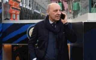 Calciomercato: inter  kulusevski  marotta