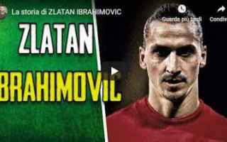 Calcio: ibrahimovic video storia calcio sport