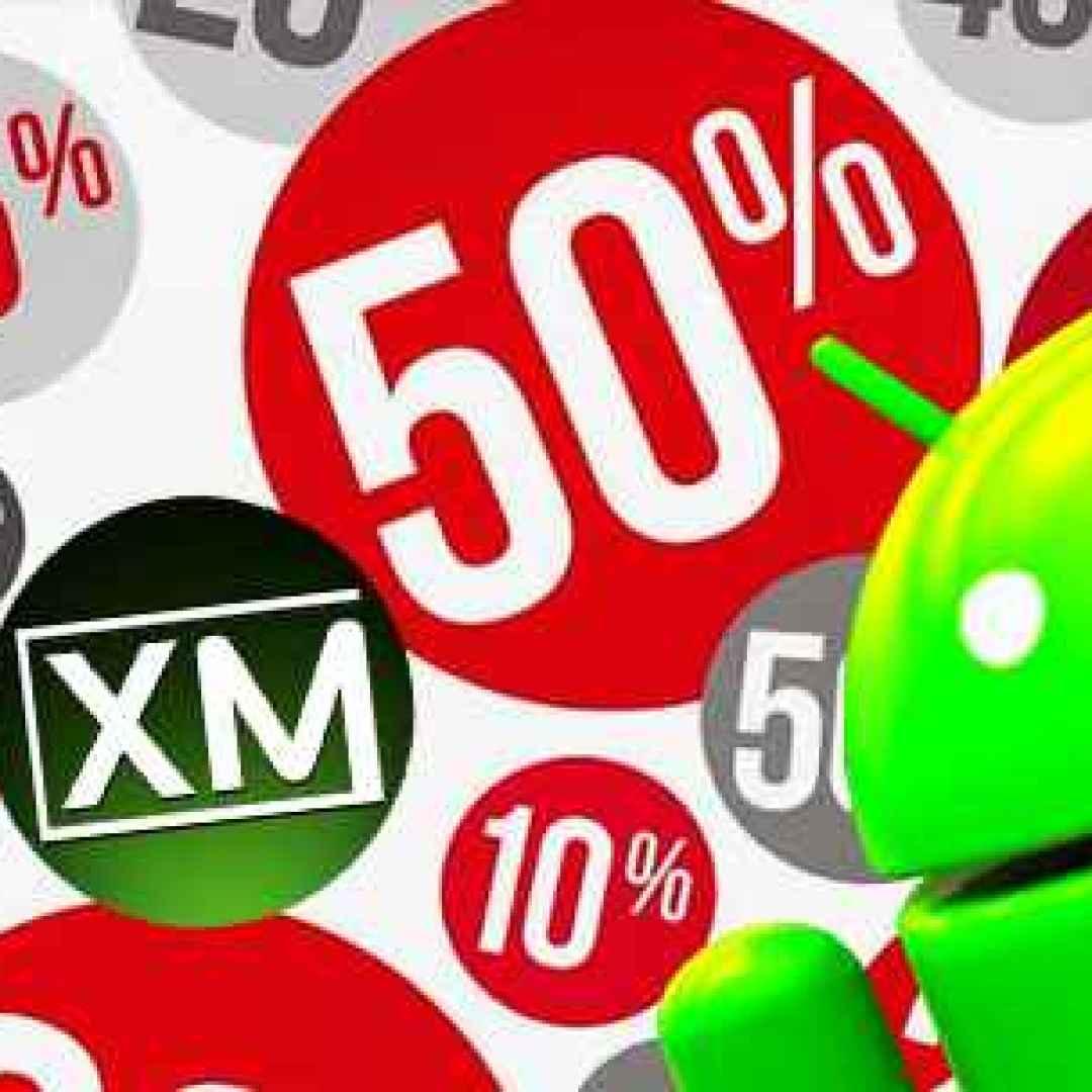 android sconti giochi app smartphone