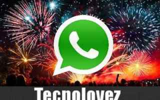 WhatsApp: whatsapp virus capodanno