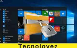 windows 10 proteggere file proteggere